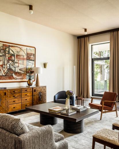 Liniya Apartment