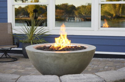 Cove 30-Inch Gas Fire Pit Bowl Collection