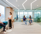 Best office interior design in Hong Kong by Space Matrix