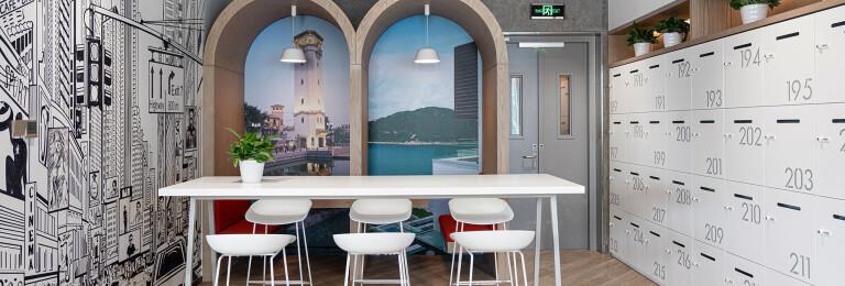 Vanke_Best office interior design in Shenzhen by Space Matrix