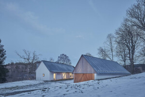 House with a Barn