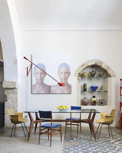 Sergio Fiorentino Studio, a rediscovered place.