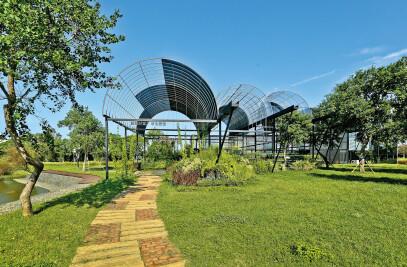 Greenhouse2 Grass Field