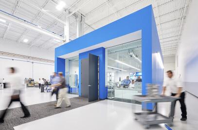 Jenoptik New Technical Workplace