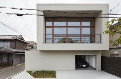 House O in Osaka