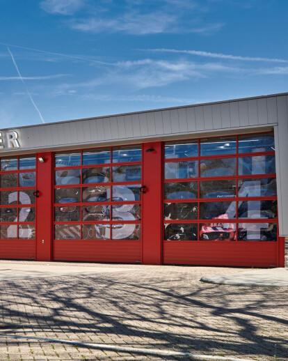 Brandweerkazerne Loosdrecht