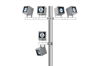 MultiPro pole mounted