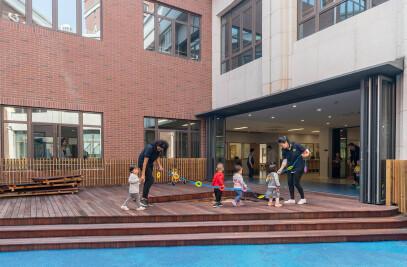 Star Horizon Waigaoqiao Kindergarten