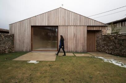 Transformación de antiguo almacén