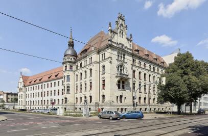 Landgericht Magdeburg (Magdeburg Regional Court)