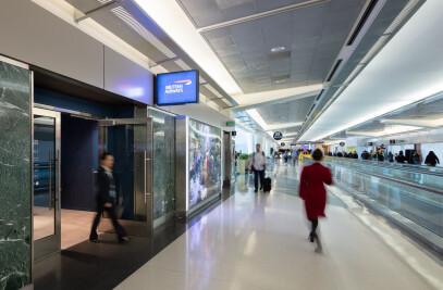 BRITISH AIRWAYS FUTURES LOUNGE