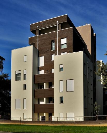San Lazzaro Building