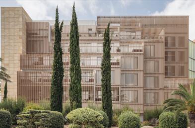 Ibiza Gran Hotel Extension facade