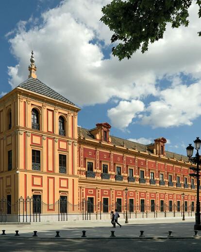 San Telmo Palace Restoration