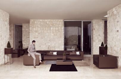 Vela lounge chair