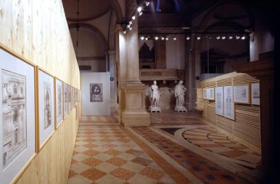 """Exhibition """"il tempio vaticano."""