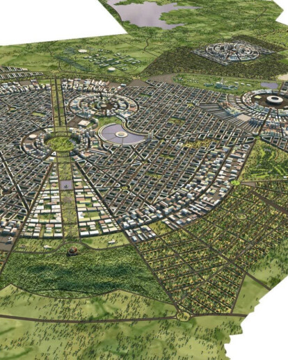 Harare New City