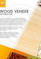 Wood Veneer Information Sheet