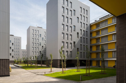 194 social dwellings in Carabanchel, Madrid