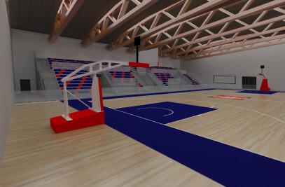 New Sporthall