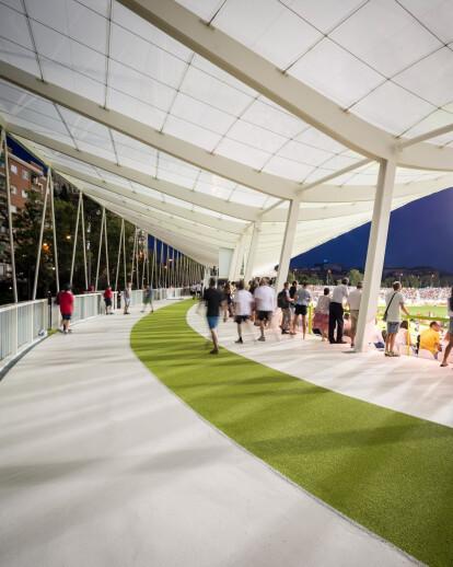 Vallehermoso Stadium