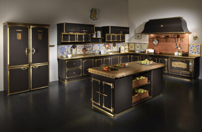 Medici Palace Kitchen