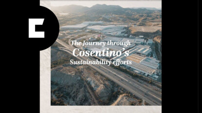 Sustainability at Cosentino | Cosentino