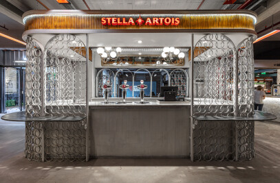 Stella Artois- Mercat
