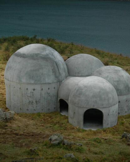 Tvisöngur sound sculpture
