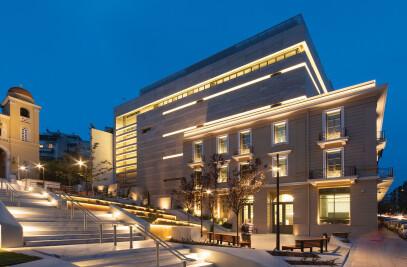 Museum of Contemporary Art B&E Goulandris