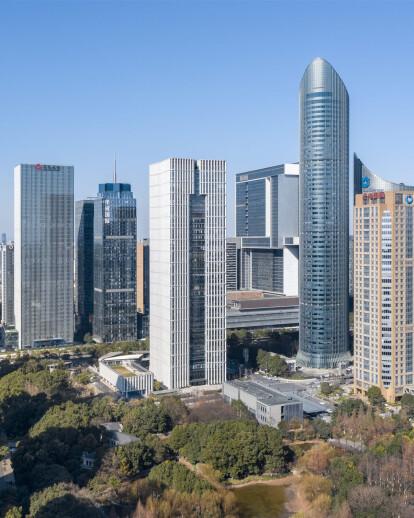 Guomao Financial Tower