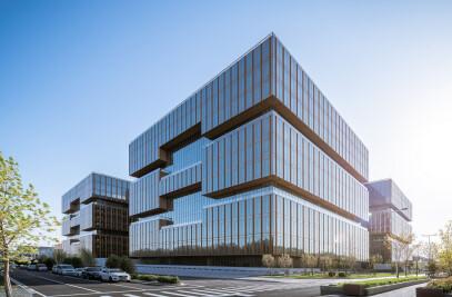 Asia Financial Center & AIIB Headquarters