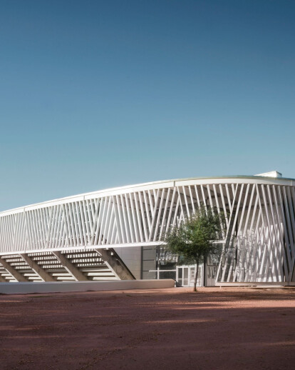 Sports Centre in Alcazar de San Juan