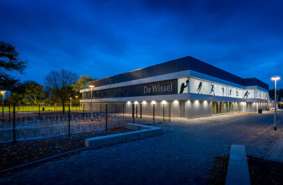 Sports facility De Wissel