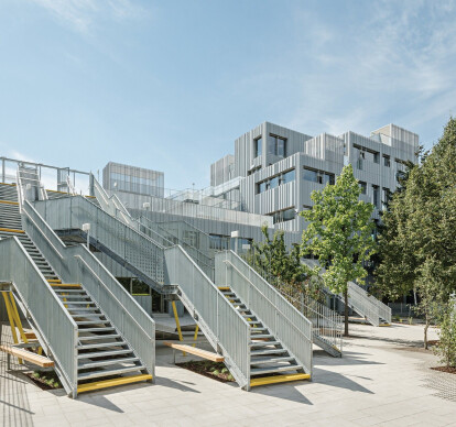 Längenfeldgasse Primary and Vocational School