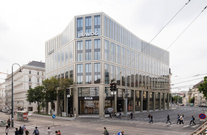 Office building Rathausstraße 1