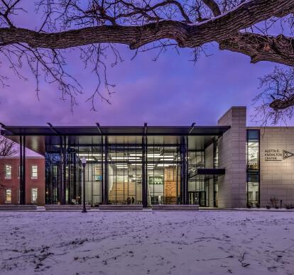 Austin E. Knowlton Center