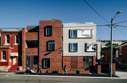 GOULBURN STREET HOUSING
