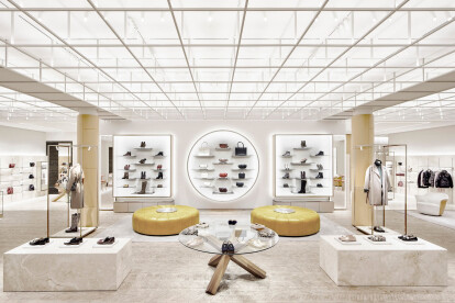 Tod's Studio conceived as a constantly evolving film set