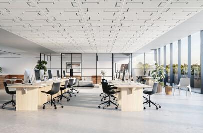 Ecoustic® Ceiling Edit