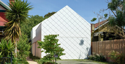 Melbourne's Garden House is a virtual power station of sustainable design