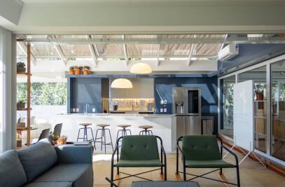 Tiny's New Headquarters