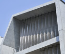 Wire façade designed by Tokolo Asao