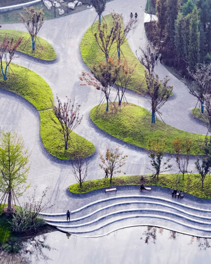 Yujidao Park, Sichuan