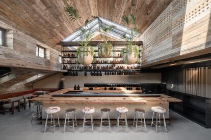 MAD Bars House a creative six-storey bar concept