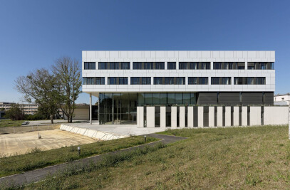 Campus CEA Paris-Saclay