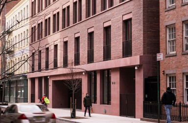 11-19 Jane Street by David Chipperfield offers a fresh take on the New York townhouse
