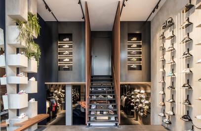 Sneaker District Amsterdam