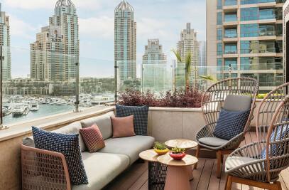 Bellavista at Grosvenor House Dubai
