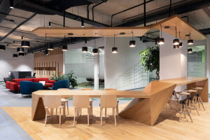 Garitage Investment and Management Office Space